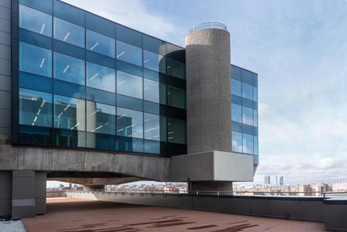 Edificio Los Cubos Madrid Oficinas a la venta a través de Cushman & Wakefield y CBRE