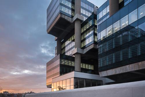 Oficinas Los Cubos en Madrid m30