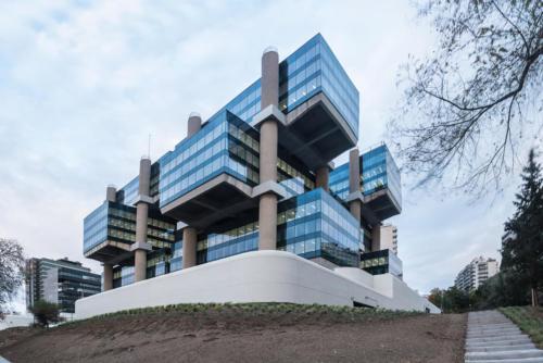 Edificio Los Cubos fotos del exterior