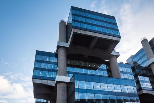 Edificio Los Cubos Madrid en A2